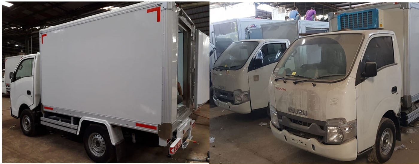 thermoking box mobil
