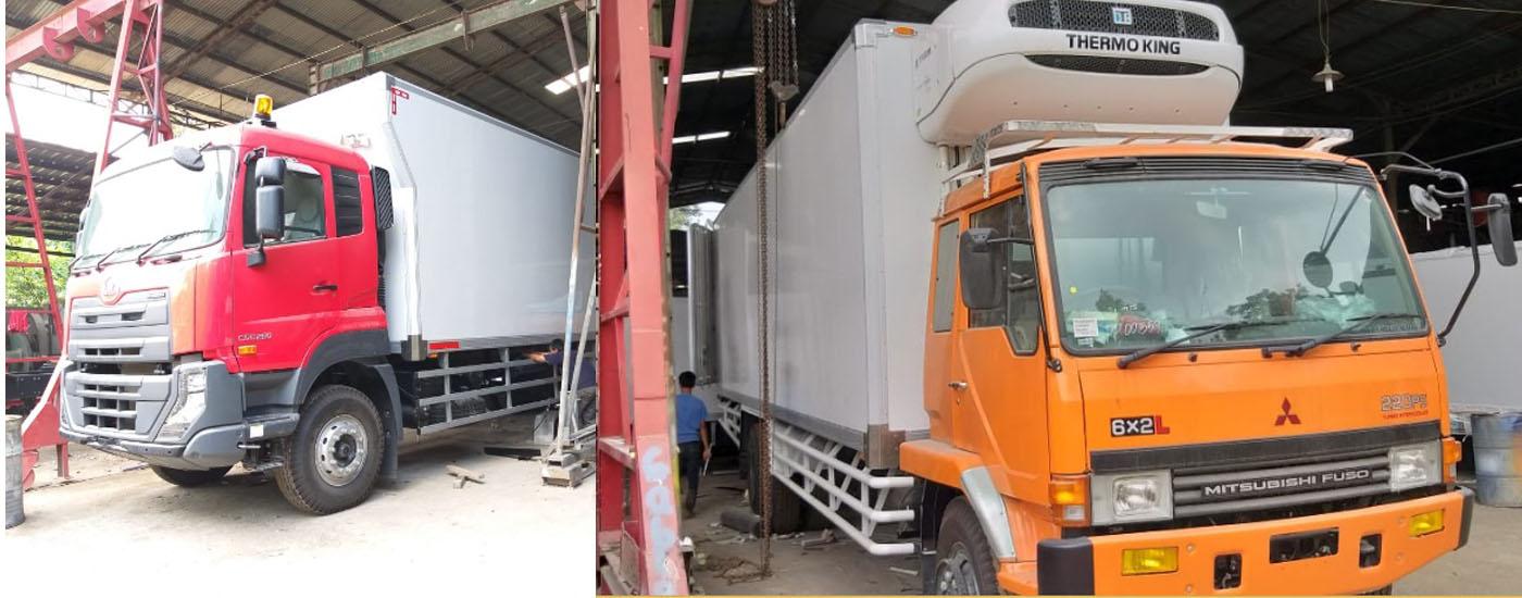 thermoking box truk besar
